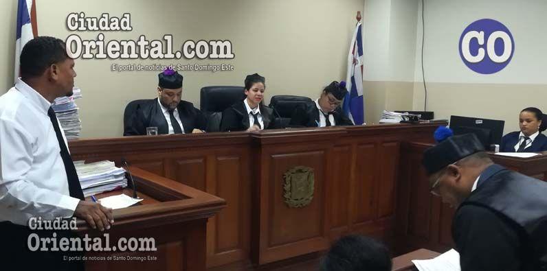 Photo of Distribuyen 80 años prisión grupo de cuatro hombres asaltaban en Boca Chica
