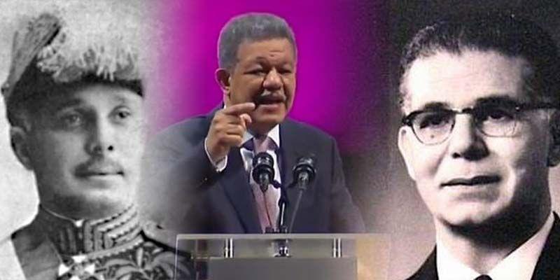 Photo of Este funcionario peledeísta de SDE ve similitud entre Balaguer, Trujillo y Leonel Fernández