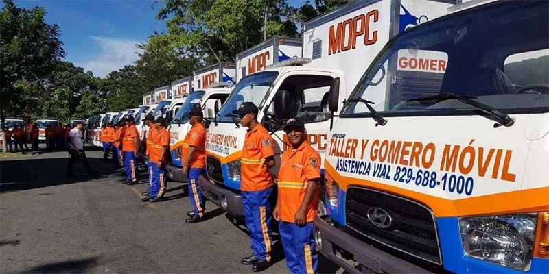 Photo of Despliegan unidades Programa Asistencia Vial con motivo Día de la Virgen de Las Mercedes