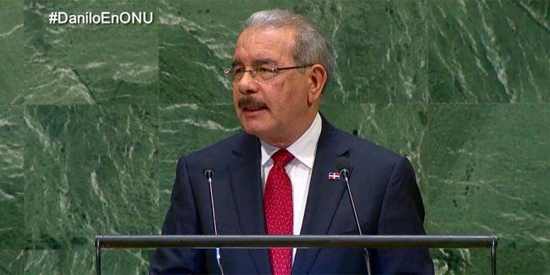 Photo of Discurso del presidente Danilo Medina en el Septuagésimo Tercer Período Ordinario de Sesiones de la Asamblea General de la ONU