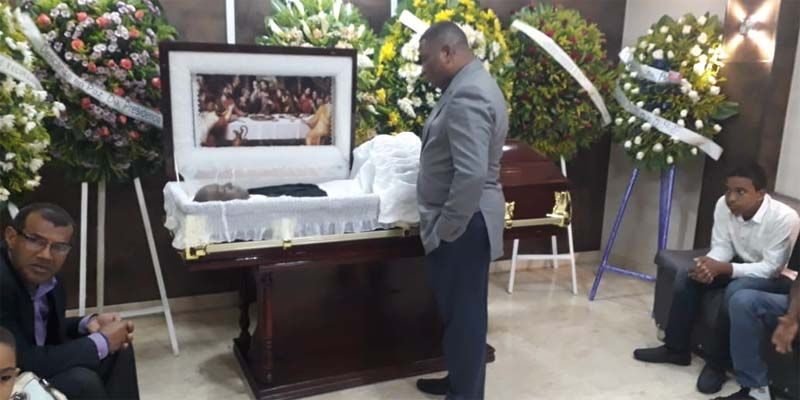 Photo of Sepultan este lunes cadáver del profesor Fernándo Ramírez