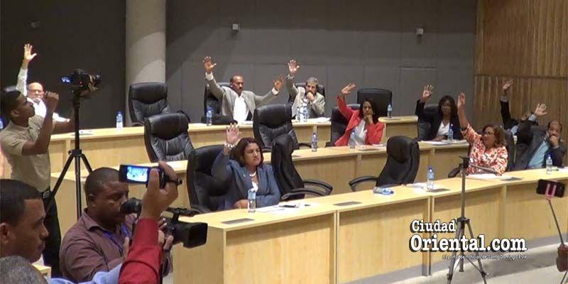 Photo of ¡Segundo golpe! El Concejo de Regidores ordena paralización trabajos en parqueo del Parque del Este