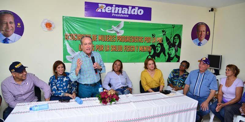 """Photo of Reinaldo Pared: """"Mis manos están preparadas para recibir la antorcha y continuar la gigantezca obra de los gobiernos del PLD"""""""