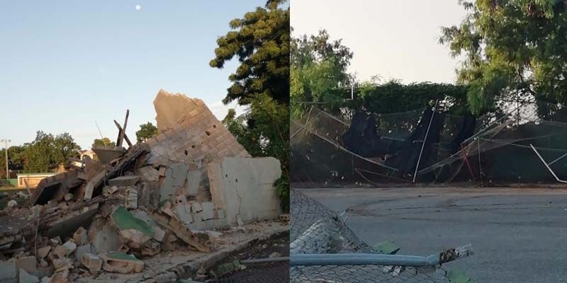 """Photo of Vocero del FA en el ASDE tacha de """"vandálico"""" destrucción instalaciones deportivas en Reparto Los Tres Ojos"""