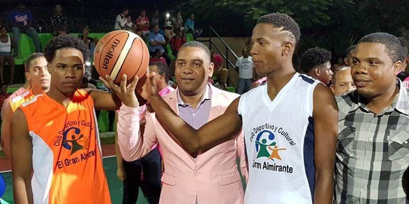 Photo of Empresario Carlos José Gil respalda torneo de Baloncesto Superior del Gran Almirante SDE