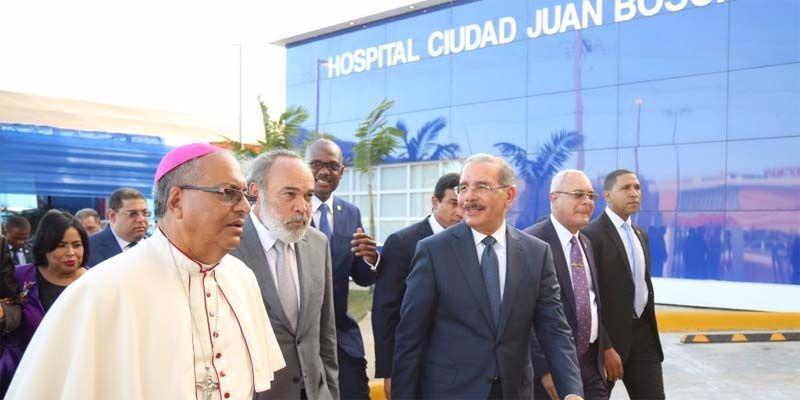 Photo of El presidente Medina inaugura nuevas obras en Ciudad Juan Bosch