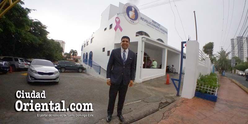 Photo of Adán Peguero Vs. Dío Astacio … ¿Quién será el candidato a la alcaldía por el PRM?