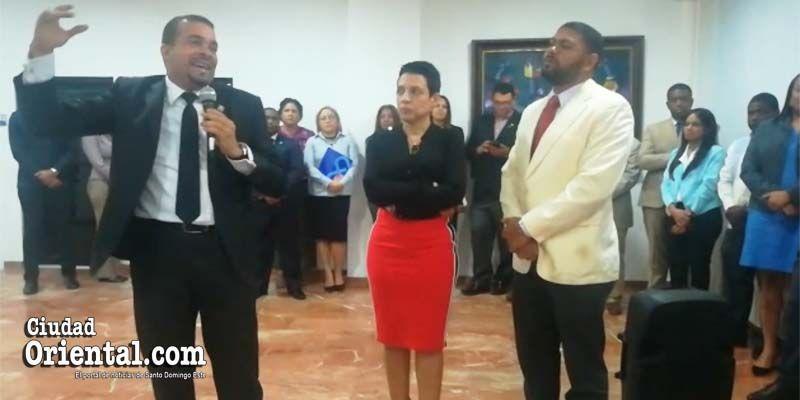 Photo of El fiscal Milcíades Guzmán dice no acepta presiones de nadie; revela que no ha recibido al Alcalde de SDE ni a la Senadora