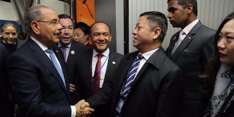Photo of Danilo Medina inicia visita a Rep. Popular China