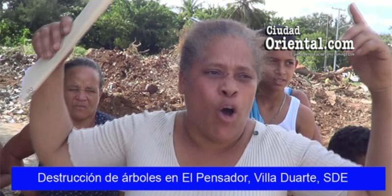 """Photo of En El Pensador: """"¡Aquí nos van a matar a to´"""" + Vídeo"""