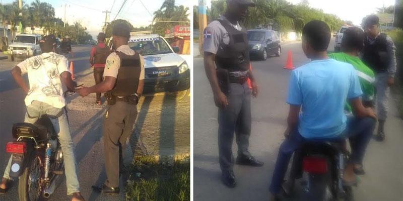 Photo of PN apresa en SDE a otros 229 individuos por acciones delictivas