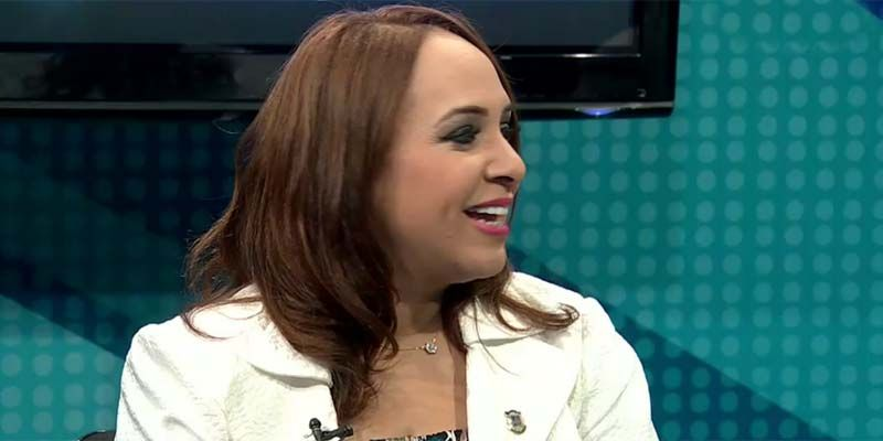 Photo of Karen Ricardo anuncia va a por la alcaldía de SDE