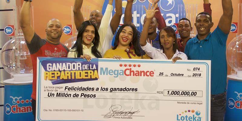 Photo of Loteka paga más de 85 millones de pesos en la Repartidera del MegaChance