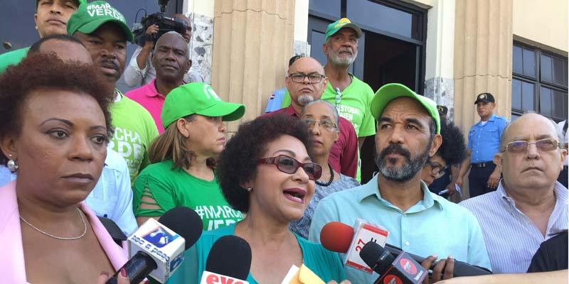 Photo of Marcha Verde reitera su apoyo al Paro General en la Capital convocado para este martes 27