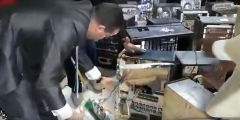 Photo of El Fiscal de SDE Milcíades Guzmán destruye elementos de prueba que pudieran ser usados en un tribunal