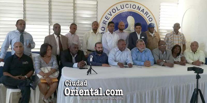 Photo of Bernarda Aracena y Milagros Segura han sido suspendidas en el PRM; las excluyen del bloque de regidores