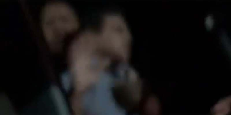 """Photo of """"Se despide una dominicana sin deseos de volver a su país""""… por culpa de la policía  + Vídeo"""