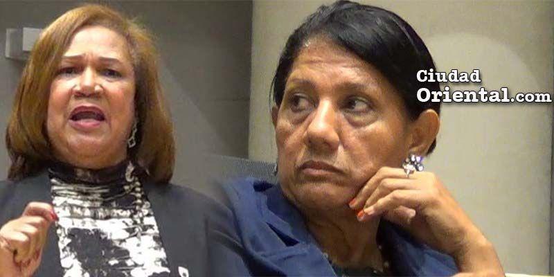 Photo of Inician trámites para someter regidoras Bernarda Aracena y Milagros Segura a juicio disciplinario en el PRM