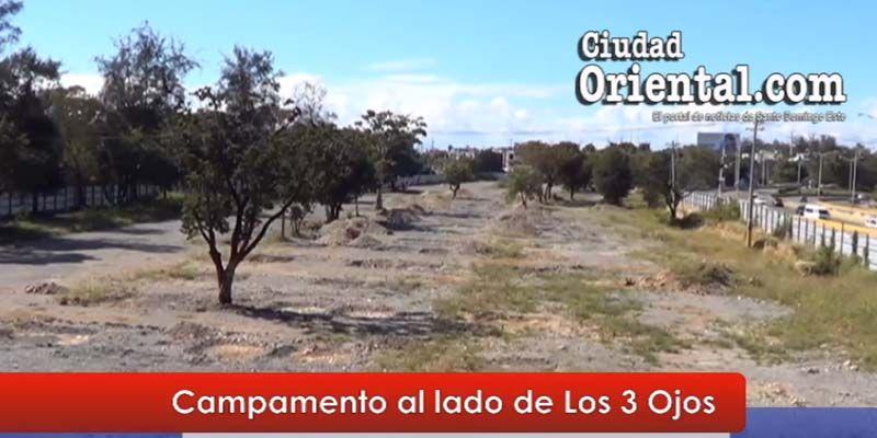 Photo of #Marchaverde instaló su campamento junto a Los Tres Ojos + Vídeos