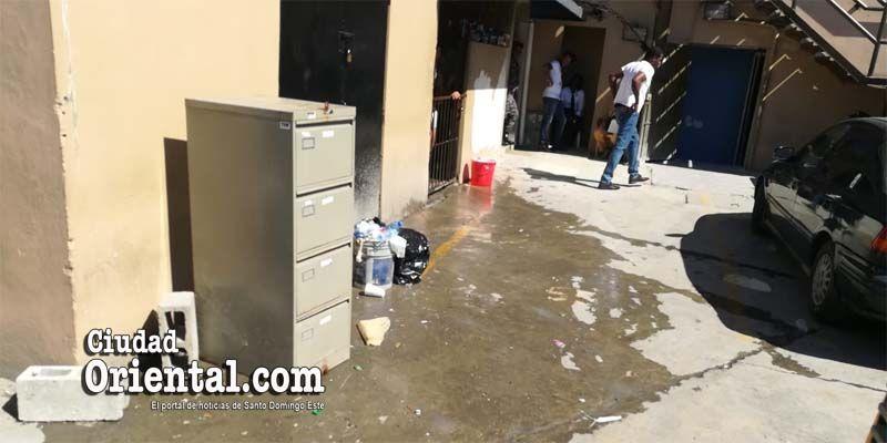 """Photo of Agua mezclada con """"mi***a"""" brota de la cárcel del Poder Judicial en SDE"""