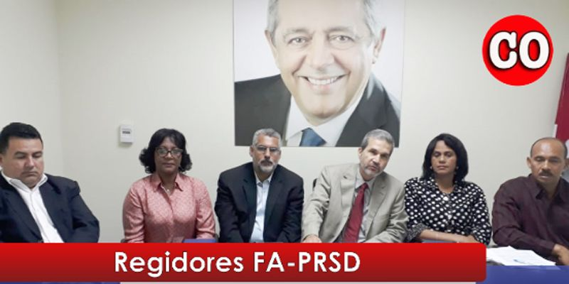 Photo of Regidores FA y PRSD denuncian falta de transparencia administrativa en ASDE + Video
