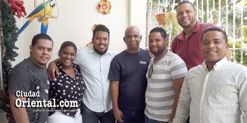 Photo of Juventud del PRM con Abinader visita Ciudad Oriental para hacer este anuncio + Vídeo