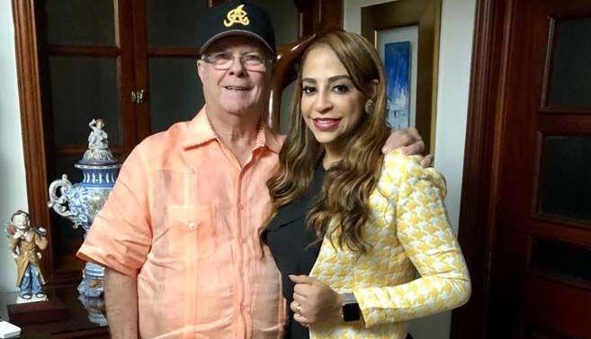 Photo of ¡Huuuum! Se lo dije, tomen anotaciones:  Katy Báez se reunió con Hipólito Mejía