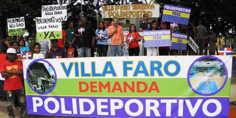Photo of Parada cívica en Villa Faro para reclamar polideportivo