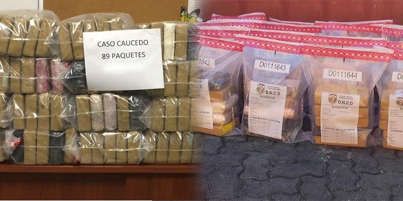 Photo of DNCD decomisa 91 kilos de cocaína en Puerto Multimodal Caucedo