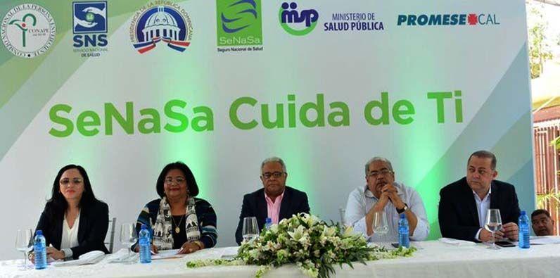 """Photo of SeNaSa y SNS inician programa """"SeNaSa Cuida de Ti"""" dirigido a adultos mayores"""