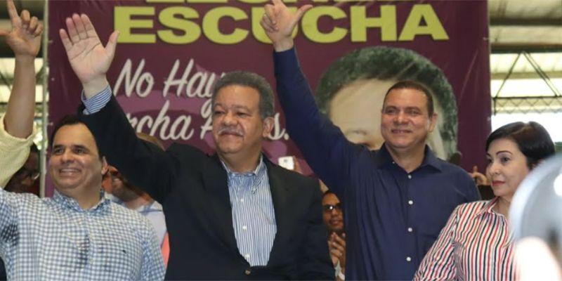 Photo of Leonel Fernández dice resultados encuestas y apoyo en sus recorridos indican ganará primarias