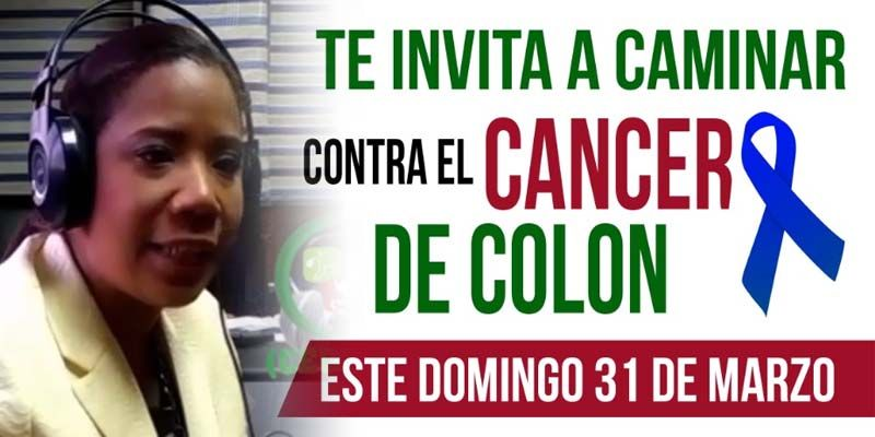 Photo of Invitan a participar en caminata en la carrtera Mella contra el cáncer de colon