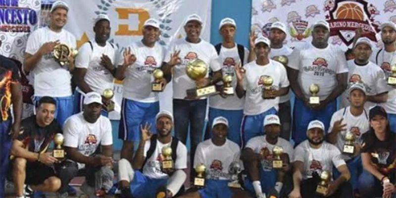 Photo of Los Toritos se coronan campeón por 3 año consecutivo