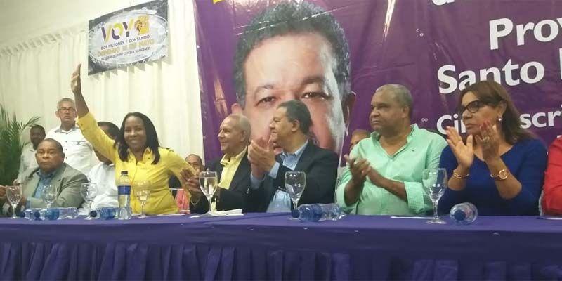 Photo of Leonel Fernández asegura antorcha del poder pertenece al pueblo