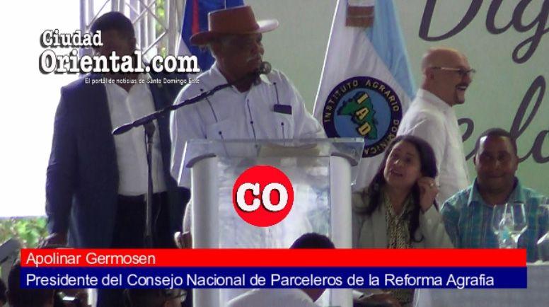 """Photo of A este dirigente agrario le gusta """"la dictadura"""" de Danilo Medina + Vídeo"""