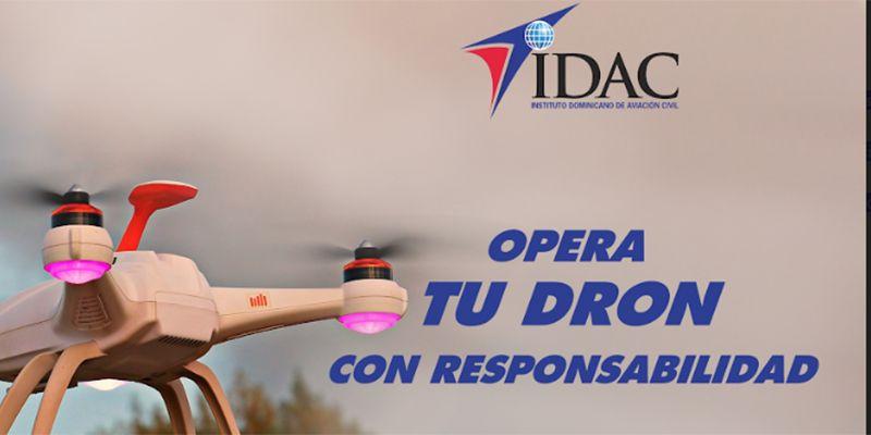 Photo of Recomendaciones del IDAC para el uso correcto de drones en Semana Santa