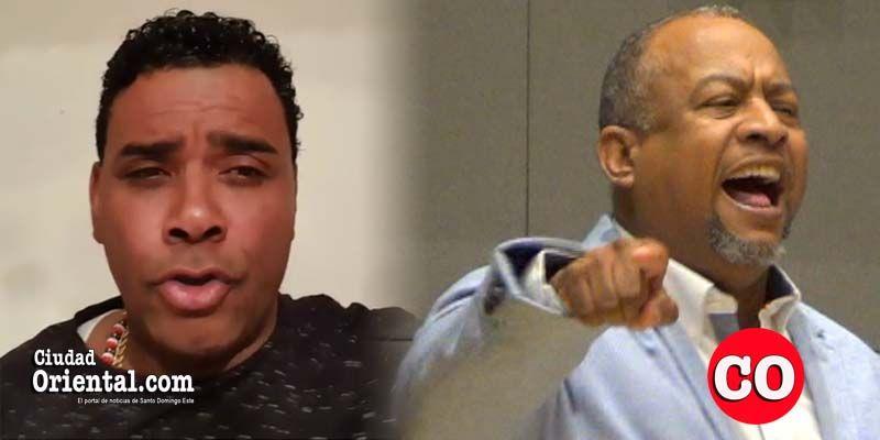 """Photo of Jhon Berry tacha  de """"asquerosa"""" la forma en que el regidor Comesolo  se refirió a José Francisco Peña Gómez"""