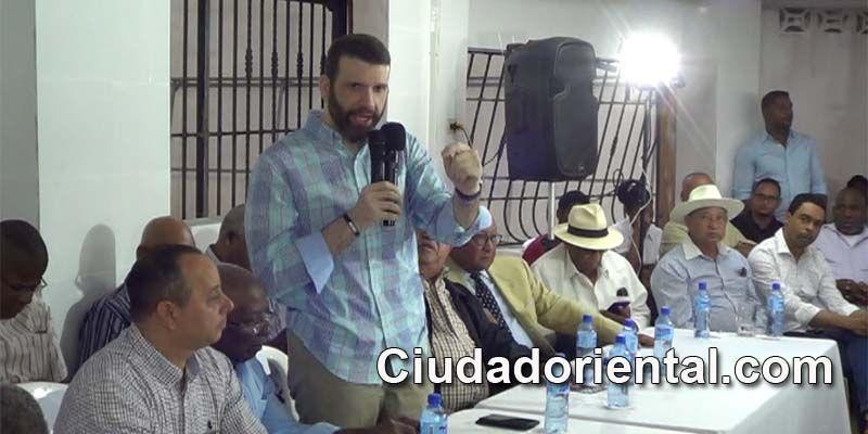 Photo of Este losminero será el candidato a la Alcaldìade SDE por el PRD