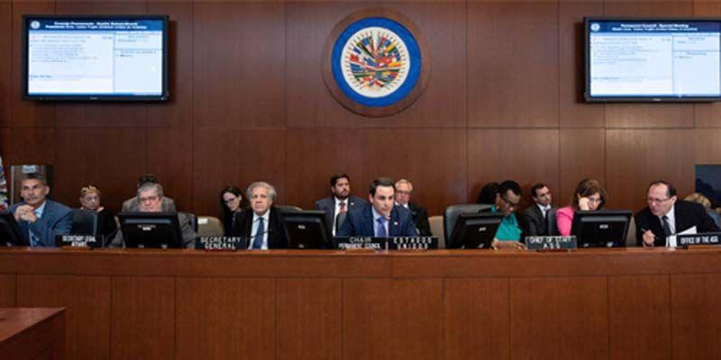 Photo of R. Dominicana y Haití se unieron al golpe de estado en la OEA contra Venezuela