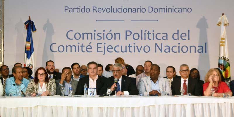 Photo of Comisión Política traza ruta del PRD futuro inmediato; aprueba seis resoluciones de forma unitaria