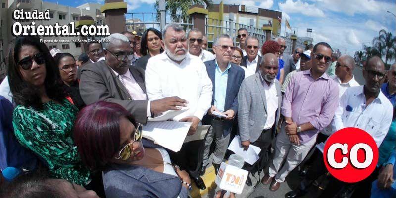 Photo of Organizaciones opositoras denuncian irregularidades en integración Junta Electoral de SDE + Vídeo