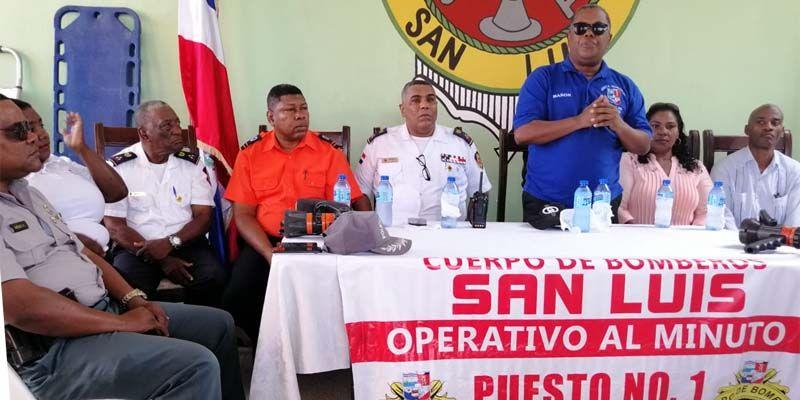 Photo of JMSL activa Comité Distrital de Operaciones Semana Santa