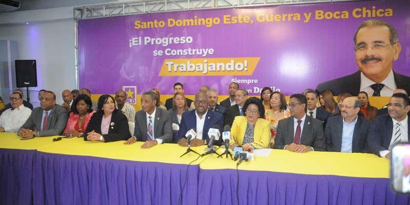 Photo of Danilistas de Santo Domingo Este anuncian acto de apoyo a obra de Gobierno del presidente Danilo Medina