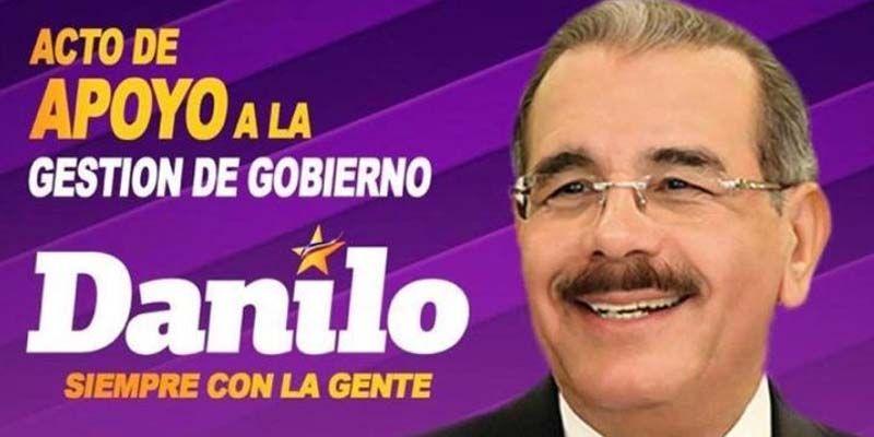 """Photo of Pre candidatos medirán fuerzas en manifestación de """"reafirmación danilista"""" en el Parque del Este"""