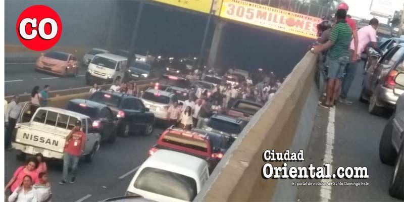 Photo of Se produce un incendio dentro del túnel de Las Américas + Vídeo