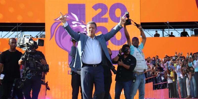 "Photo of Leonel Fernández: ""No se trata de una candidatura, se trata de la supervivencia de la democracia"""
