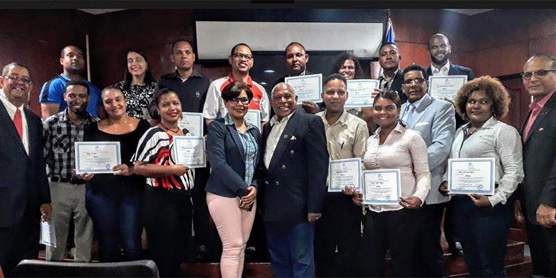 Photo of CDP juramenta nuevos miembros