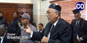 El abogado Pedro A. Duarte Caanan, se sumo a la petición de la Fiscalía.