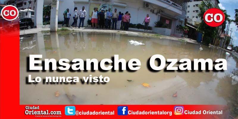Photo of Adios al confort en algunos lugares del Ensanche Ozama gracias al ASDE y a la CAASD + Vídeo