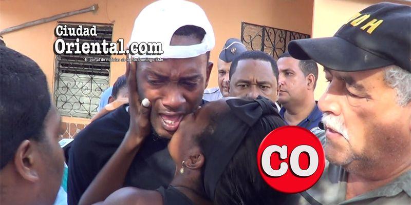 Photo of Se entrega Falacia, llorando, temblando, llamando a su mamá y a su hijo + Vídeo